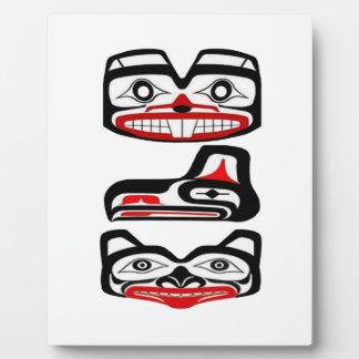 Tribal Identity Plaque