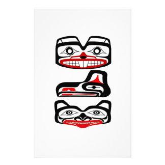 Tribal Identity Stationery