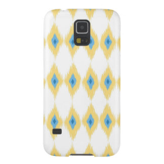 Tribal ikat geometric aztec andes triangle pattern galaxy s5 case