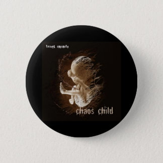 Tribal Infinity Chaos Child Button