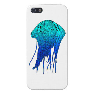 Tribal Jellyfish Case For iPhone 5/5S