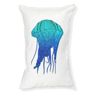 Tribal Jellyfish Pet Bed