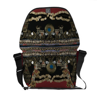 Tribal Kuchi Belly Dance Commuter Bags