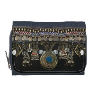 Tribal Kuchi Belly Dance Wallet