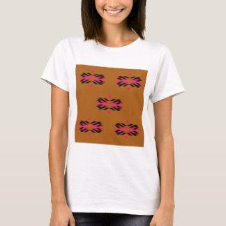 Tribal luxury pattern Brown / Aztecs T-Shirt
