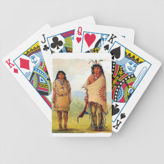 tribal marriage bicycle playing cards