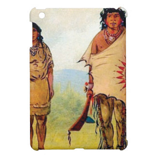 tribal marriage iPad mini cover