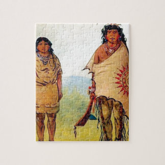 tribal marriage jigsaw puzzle