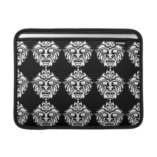 "Tribal Mask - Macbook Air 13"" Horizontal Sleeves For MacBook Air"