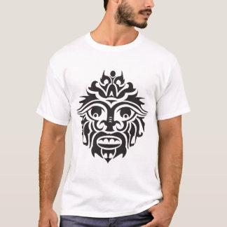 Tribal Mask - Men's Basic T-Shirt T-Shirt