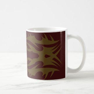 Tribal mug 17 gold to over network