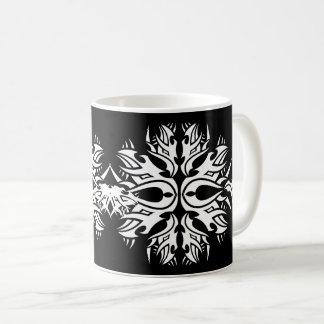 Tribal mug 6 black and white 2