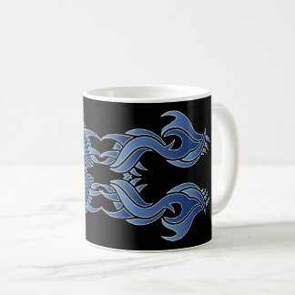 Tribal mug 8 colors to over black 3