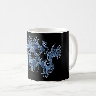 Tribal mug 9 colors to over black 2