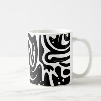 Tribal mug. coffee mug