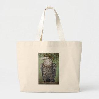 Tribal Nature Large Tote Bag
