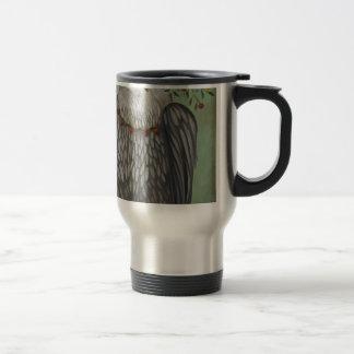 Tribal Nature Travel Mug
