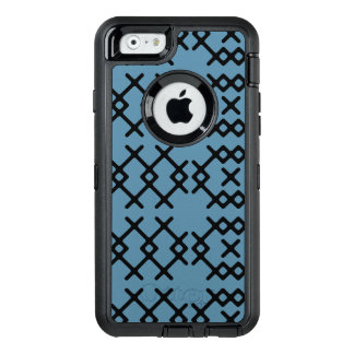 Tribal Niagara Blue Nomad Geometric Shapes OtterBox iPhone 6/6s Case