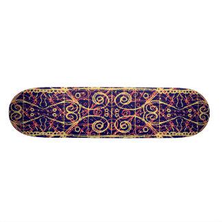 Tribal Ornate Pattern Skateboard Decks