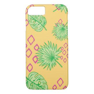 Tribal Palm Print iPhone 7 Case