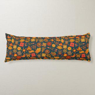 Tribal Pattern Body Pillow