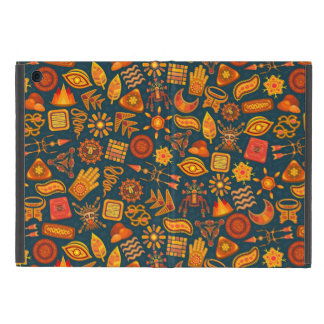 Tribal Pattern Case For iPad Mini