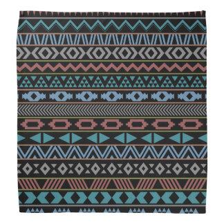 Tribal Pattern Dark Do-rag