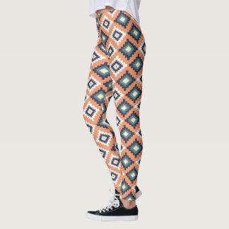 Tribal Pattern Design Leggings