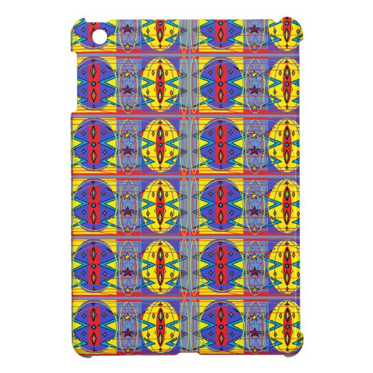 tribal pattern i-pad case iPad mini covers