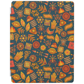 Tribal Pattern iPad Cover