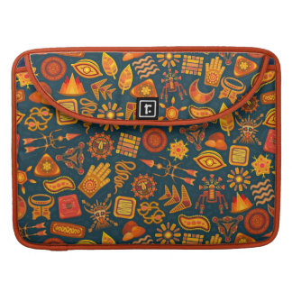 Tribal Pattern Sleeve For MacBook Pro