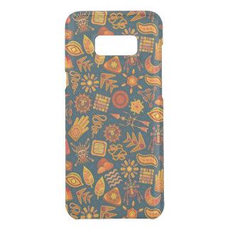Tribal Pattern Uncommon Samsung Galaxy S8 Plus Case