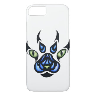Tribal Paw Print - Phone Case