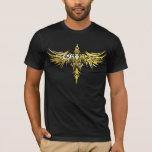 tribal phoenix dark tee 1