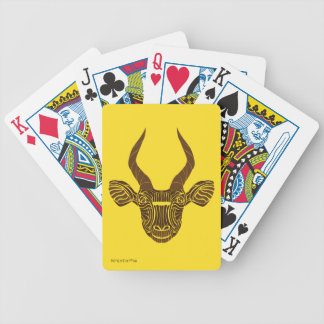 Tribal Playing Cards