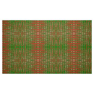 "Tribal Polyester Poplin (60"" width) Fabric"