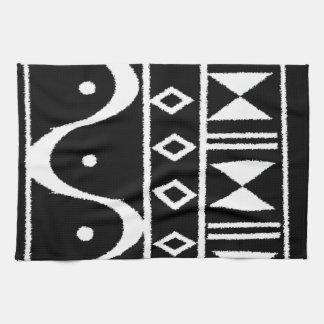 Tribal Print II Kitchen Towels