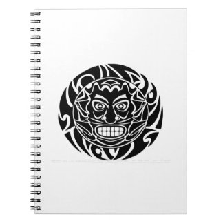 Tribal Protector Notebook