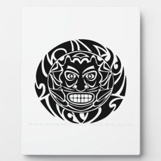 Tribal Protector Plaque