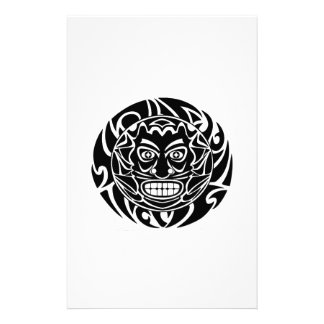 Tribal Protector Stationery