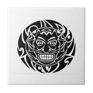 Tribal Protector Tile
