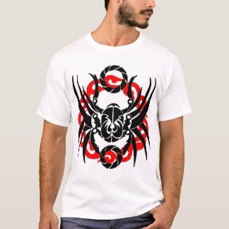 Tribal Scarab and Circle T-Shirt