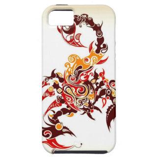 Tribal Scorpion iPhone 5 Cases