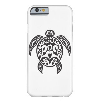 Tribal Sea Turtle Barely There iPhone 6 Case