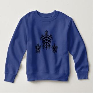 Tribal Sea Turtle Sweatshirt