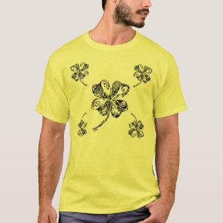 Tribal Shamrock T-Shirt