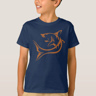Tribal Shark T-Shirt