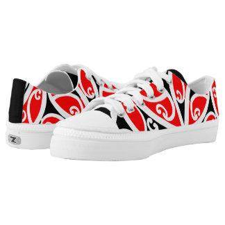 tribal shoe