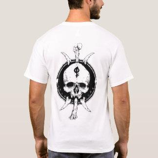 tribal skull back T-Shirt