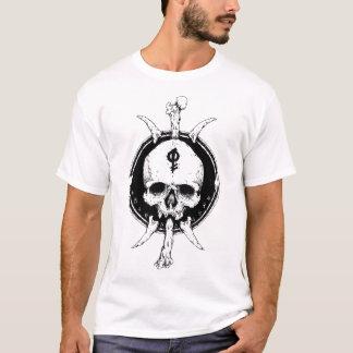 tribal skull front T-Shirt
